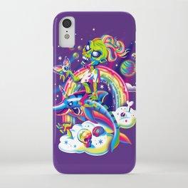 Rainbow Apocalypse iPhone Case