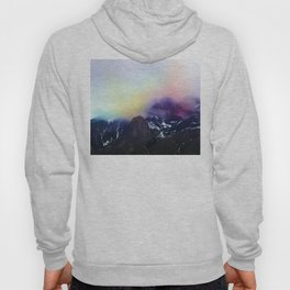 Mountain of Color Fog Hoody