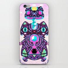 The Maelstrom Cat iPhone & iPod Skin