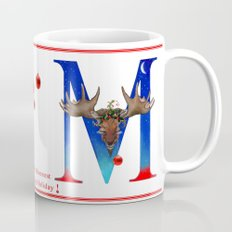 Let's Have The Moosest Merry-Making Holiday ! Mug