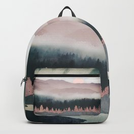 Forest Lake Evening Backpack