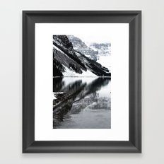 Water Reflections II Framed Art Print