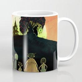 The Pomegranate Witch Coffee Mug
