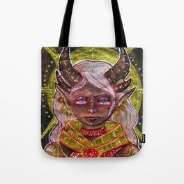 Qunari Tarot Card Tote Bag