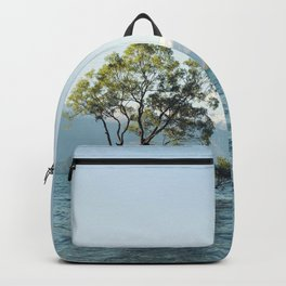That tree in the middle of the lake Backpack