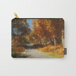 Glimpse of Autumn Carry-All Pouch