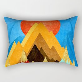 BIG DAY Rectangular Pillow