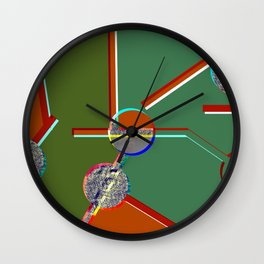 GAME OF SPORT 33 Wall Clock