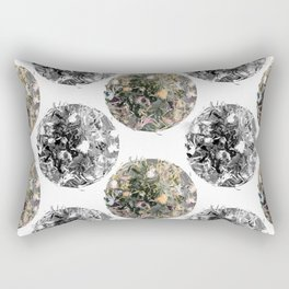 Tea Garden Rectangular Pillow