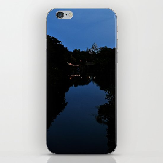 Expedition Everest (Night Time) iPhone & iPod Skin
