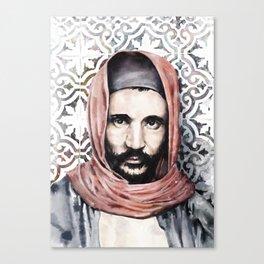 Baba Sali - Rabbi Abuhatzeira Canvas Print