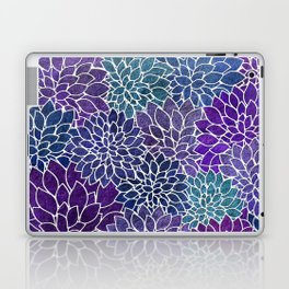 Floral Abstract 22 Laptop & iPad Skin