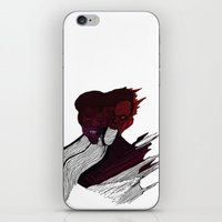 roman iPhone & iPod Skins featuring roman godfrey by mayra