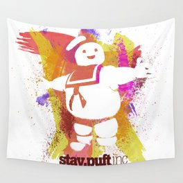 stay.puft.inc Wall Tapestry
