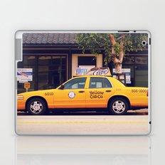 Yellow Cab Co ∫ Living Los Angeles Laptop & iPad Skin