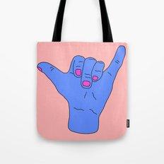 Hang Loose Bra Tote Bag