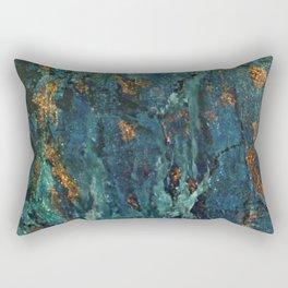 Smoke and Ashes Rectangular Pillow