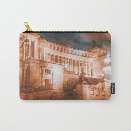 Altar of the Fatherland, Rome Carry-All Pouch
