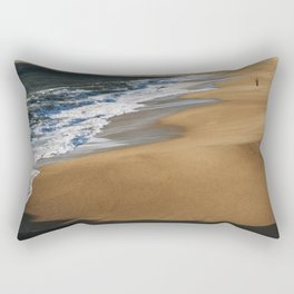 Not Anyone Can be a Fisherman in January Rectangular Pillow