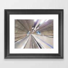 Jubilee Line London Framed Art Print