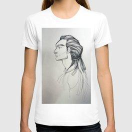 Free spirit man T-shirt