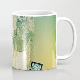 Ancient Egypt wireless, tablets and hieroglyphs Coffee Mug