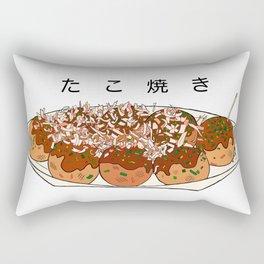 Juicy Tokyo Takoyaki Rectangular Pillow