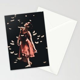 Dancing finale Stationery Cards