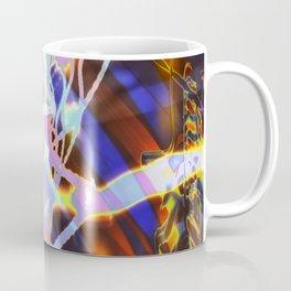 Light Dance - Rainbow Light Painting Coffee Mug