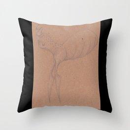 Specimen #77 Throw Pillow