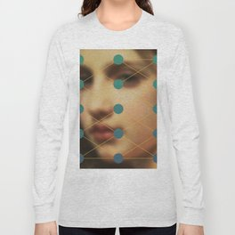 Her Stare Long Sleeve T-shirt