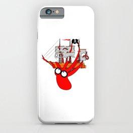 Release the Kraken iPhone Case