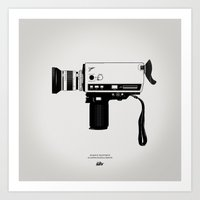magnani Art Prints featuring Icons 002 by Gianmarco Magnani