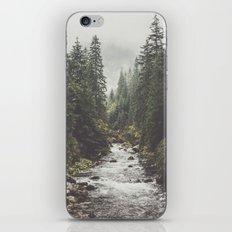 Mountain creek iPhone & iPod Skin