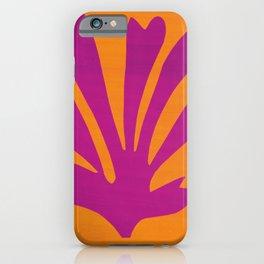 Henri Matisse - Palm Leaf iPhone Case