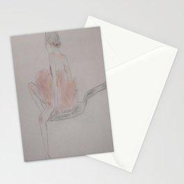 Tiny Ballerina Stationery Cards