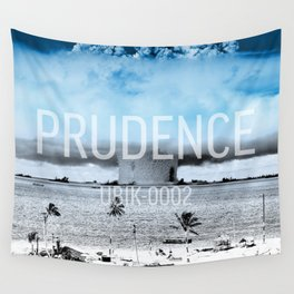 UBIK-0002 Prudence Wall Tapestry