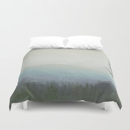 Fleeting Thoughts Duvet Cover