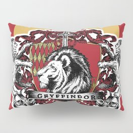 Gryffindor Color Pillow Sham