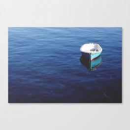 Drifting. Canvas Print