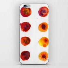 Sherbert Dot iPhone & iPod Skin