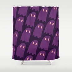 Don't Say Hi to the Ghost Shower Curtain