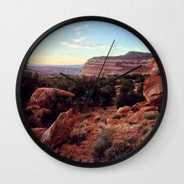 Home Rock Wall Clock