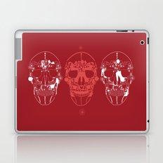 shoes make a skull Laptop & iPad Skin