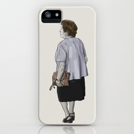 Abuela iPhone Case