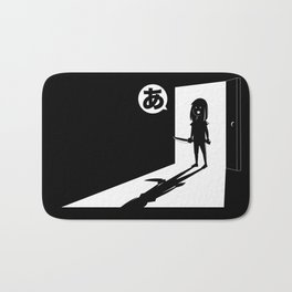 Osaka - The Wake Up Call Bath Mat