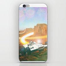 Flyin' Car I iPhone & iPod Skin