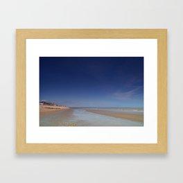 Blue Sky Thinking Framed Art Print