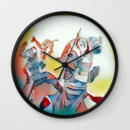 Full metal Nova Wall Clock