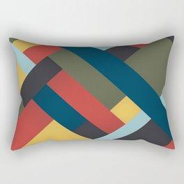 Abstrakt Adventure Rectangular Pillow